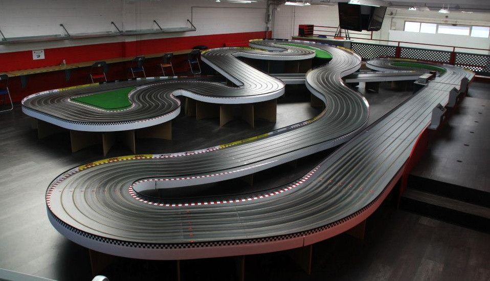Th Scale Slot Car Tracks For Sale