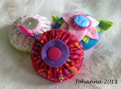 Fabric covered tape measures