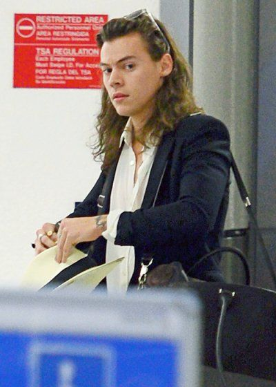 Harry arriving in Miami, 26/12/15
