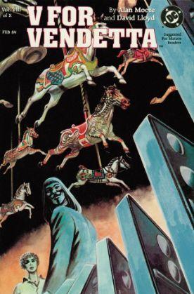 V For Vendetta Digital Comics Comics By Comixology V For Vendetta Comic V For Vendetta Vendetta