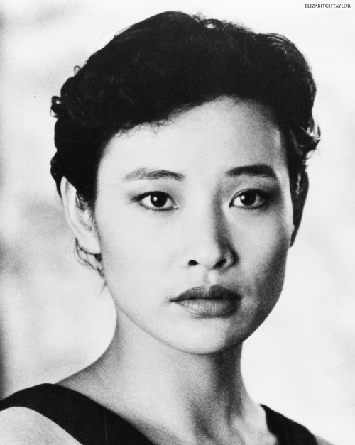 Joan Chen beautiful