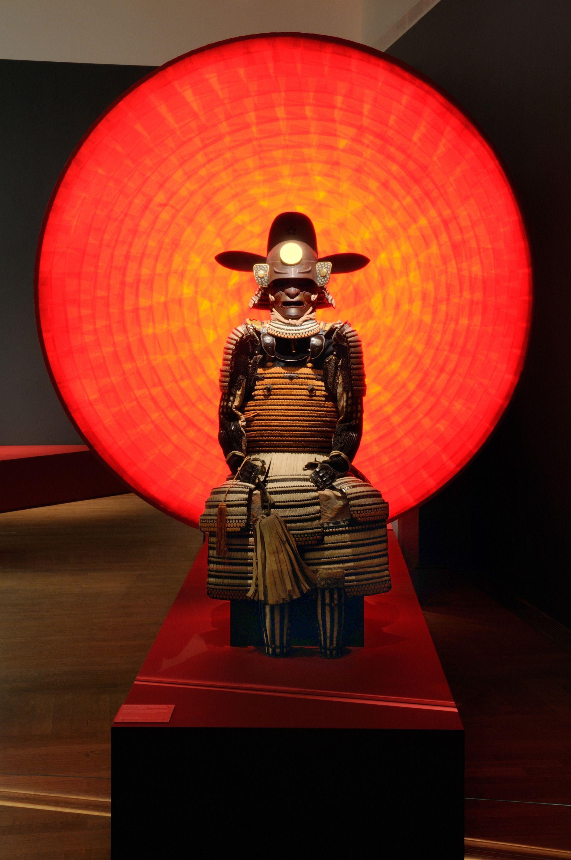Samouraï, 1000 ans d'histoire du Japon, au musée d'Histoire de Nantes.