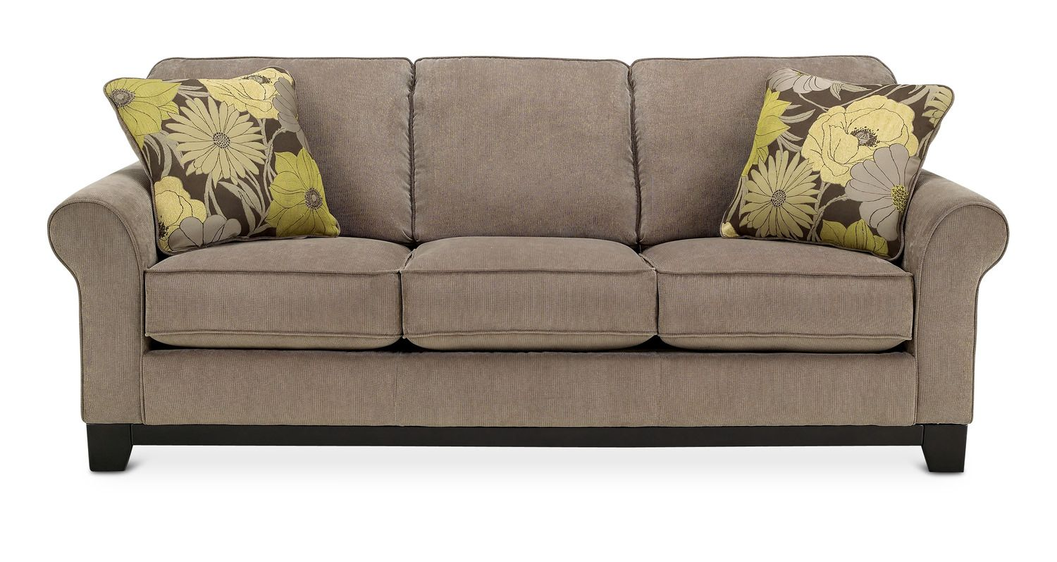 Jeannie Sofa At Hom Furniture Furniture Stores In Minneapolis