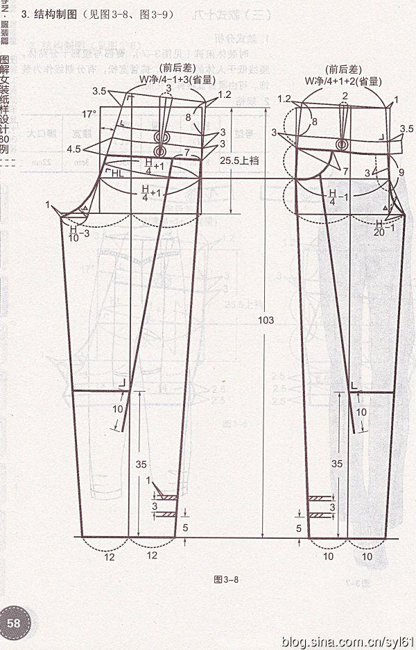 Abril sumaúma _ blogue Sina | Fashion Paper Pattern | Pinterest ...
