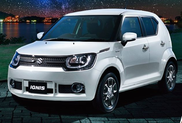 Upcoming Car Maruti Suzuki Ignis To Get A Cvt The Awaited Model
