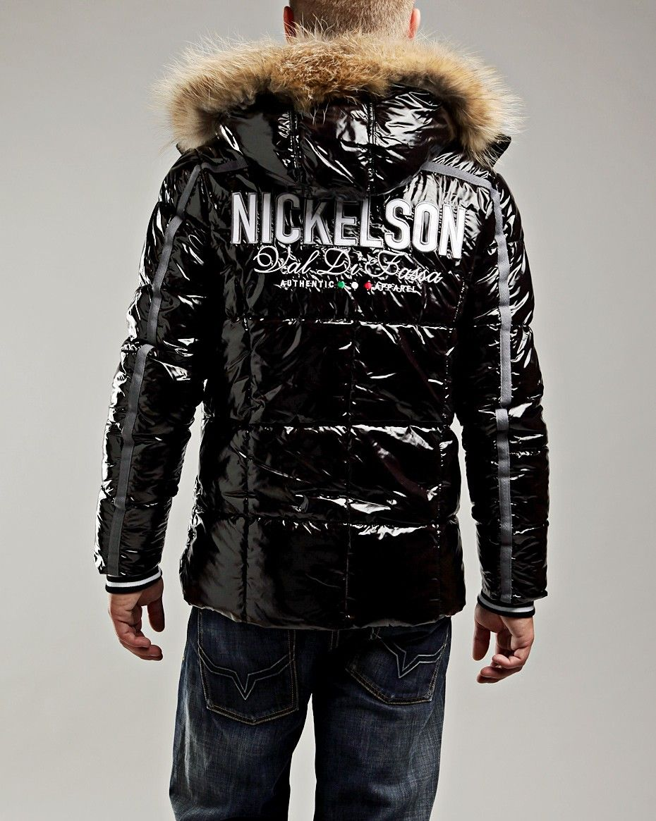 Nickelson shiny coat | Men in shiny coats | Pinterest