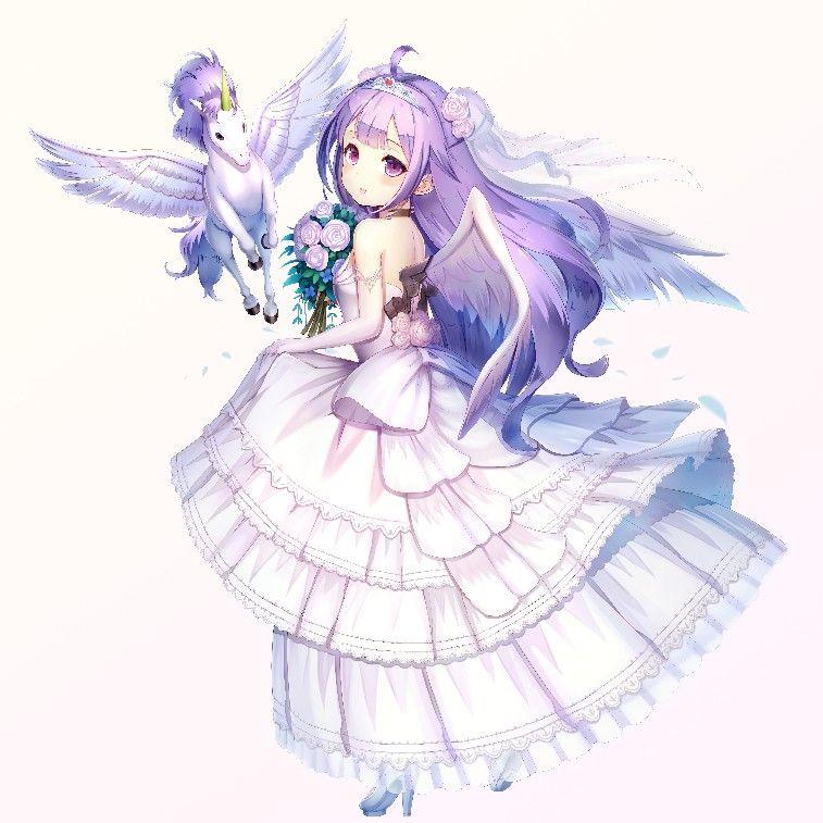 Unicorn Azur Lane Anime Kawaii Unicorn Anime Art