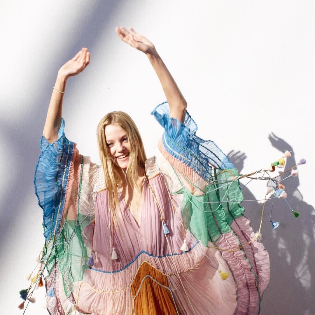 Chloe Romantic Style Feminine Style Ladylike Fashion Personal Style Online Online