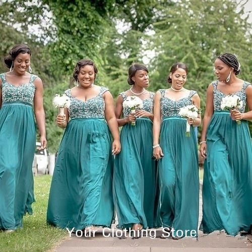 Modest Sweetheart Chiffon Cap Sleeve Plus Size Turquoise ...