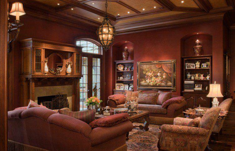 Salon Deco Idee Design Best Living Room Design Victorian Living Room Rustic Living Room