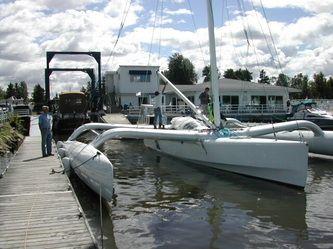 Zephyr - Antrim 40 trimaran - Antrim Design | Boats in 2019