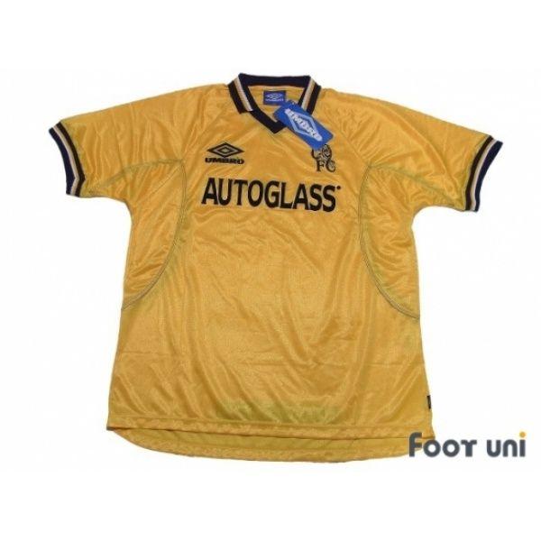 Photo1  Chelsea 1998-2000 3RD Shirt w tags umbro autoglass - Football Shirts d4c6a611a