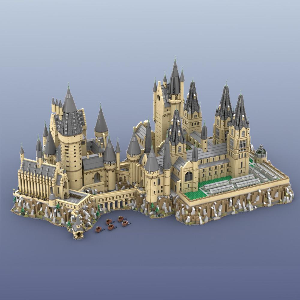 Hogwart S Epic Extension 1 Lego Hogwarts Hogwarts Castle Lego Harry Potter
