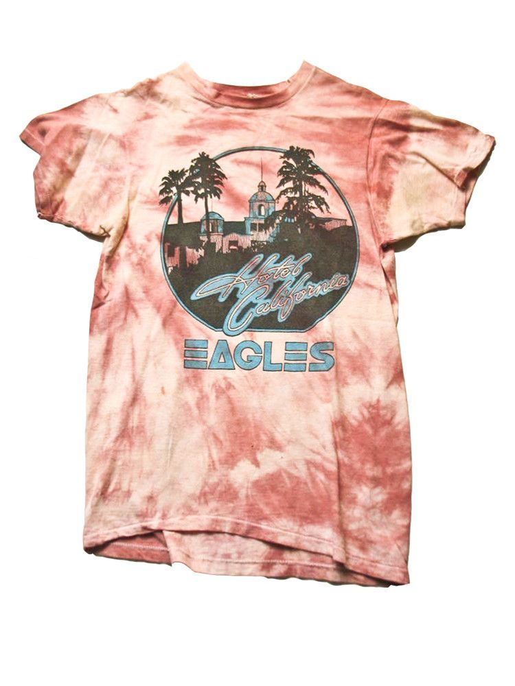 15528073808b Eagles Hotel California Vintage T-Shirt 1970's ///SOLD | S T Y L E ...