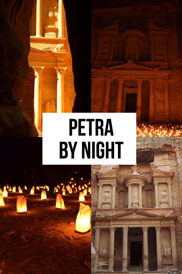 Petra by Night Experience Explained | What to Expect with Petra at Night