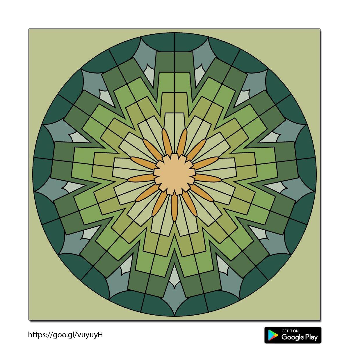 Avocado design my mandalas coloring pinterest mandalas