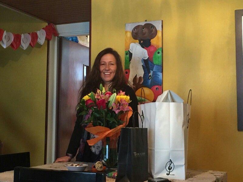 Cumpleaños de Quillo
