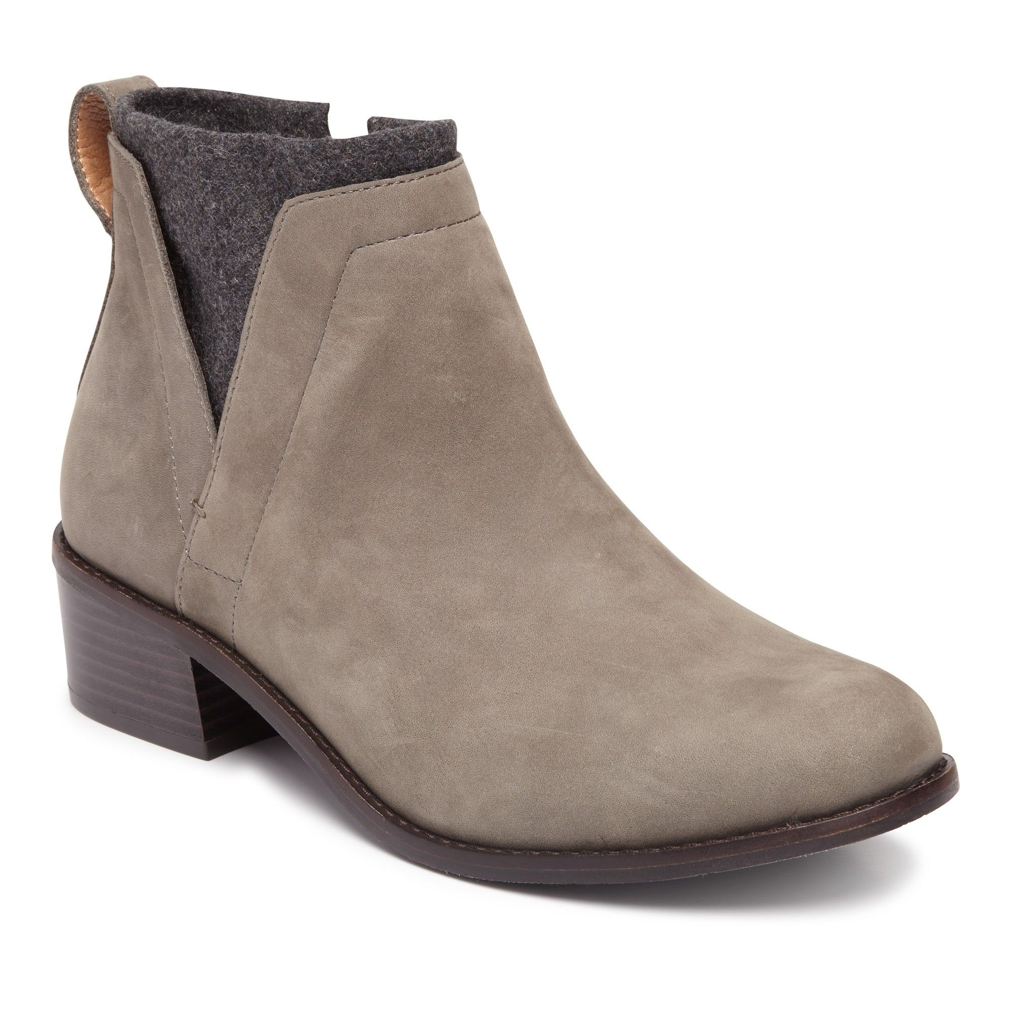 Joslyn Ankle Boot   SHOES in 2019   Low heel ankle boots