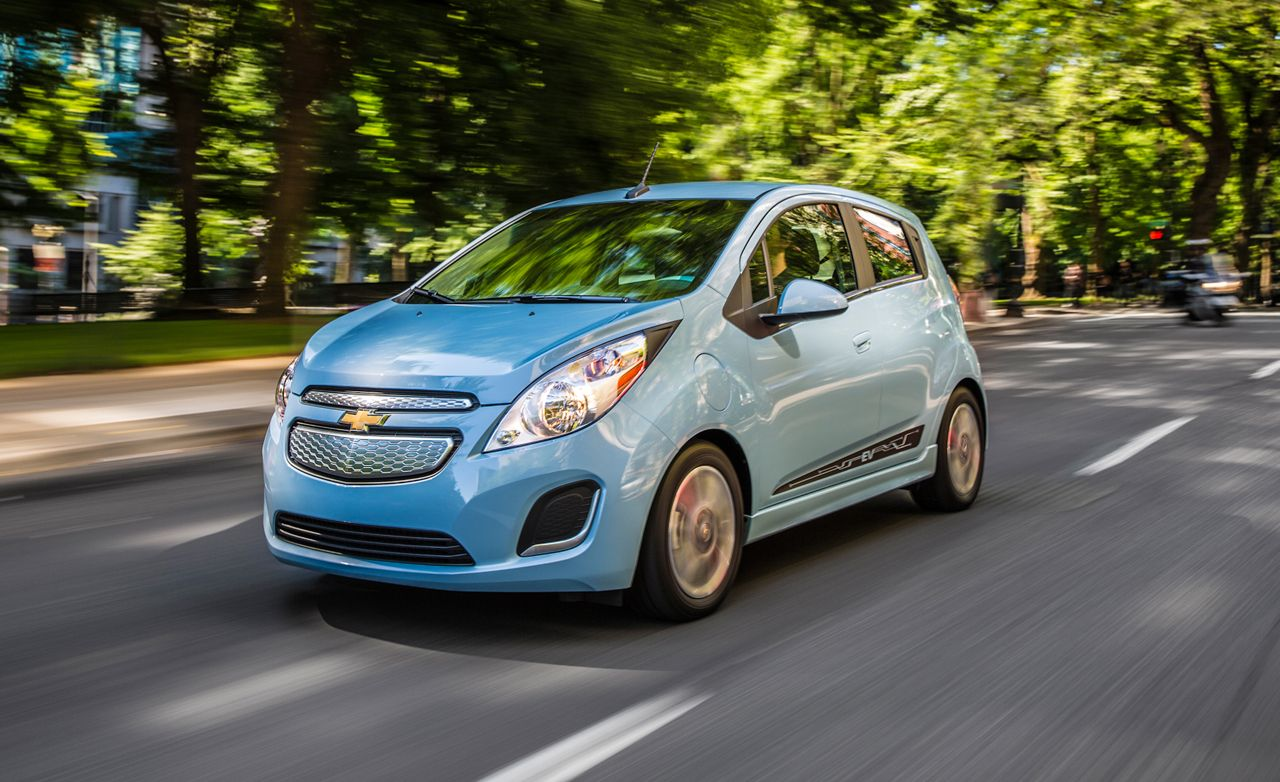 Chevrolet Spark Ev Review Pricing And Specs Chevrolet Spark Chevy Chevrolet