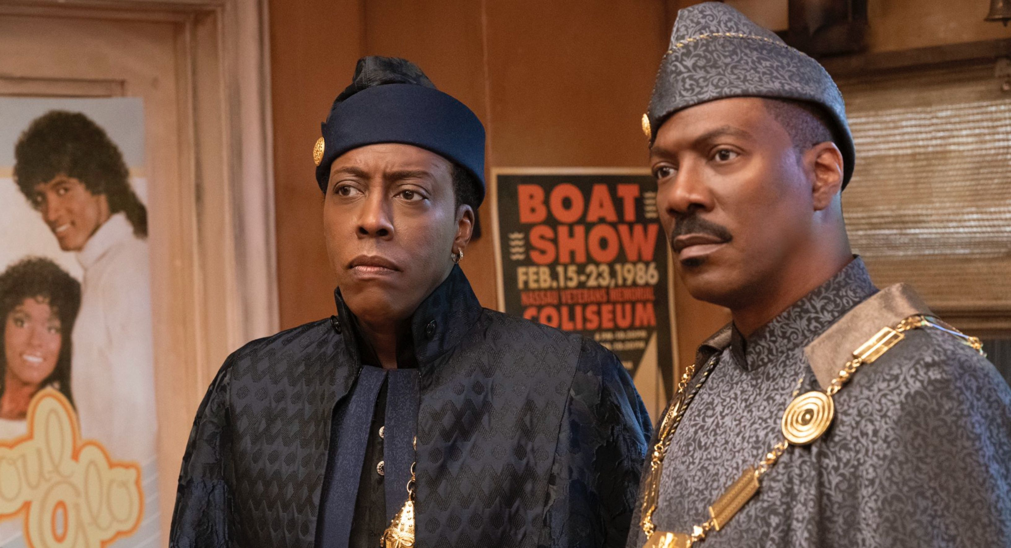 Eddie Murphy Is Back In The All New Trailer For Coming 2 America Eddie Murphy Amazon Prime Video Prime Video