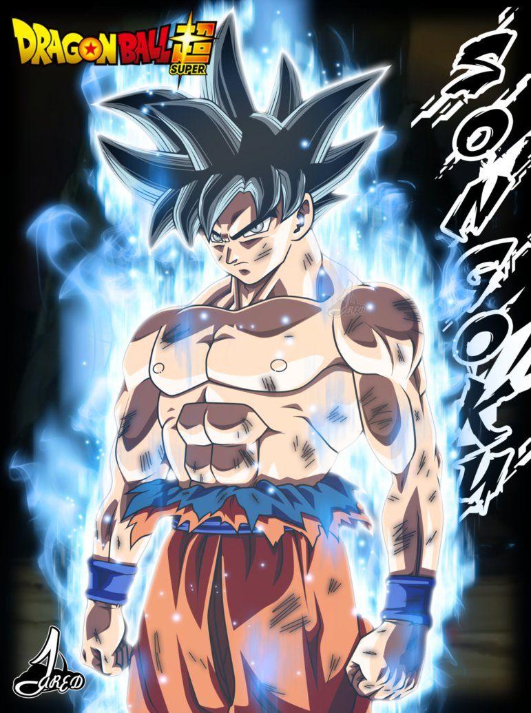 Son Goku Nueva Transformacion Dbs By Jaredsongohan Dragon Ball Z Iphone Wallpaper Dragon Ball Wallpaper Iphone Goku Wallpaper Iphone