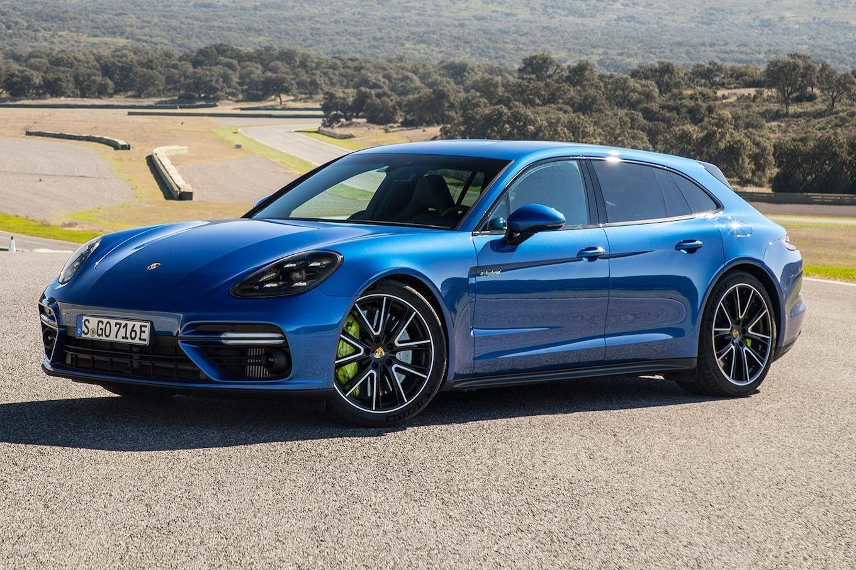 2020 Porsche Panamera Sport Turismo Review Overview