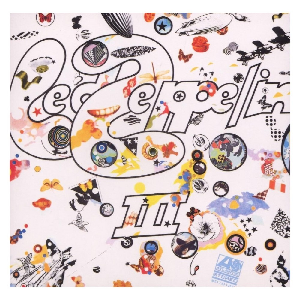 Led Zeppelin Led Zeppelin Iii Vinyl In 2019 Products