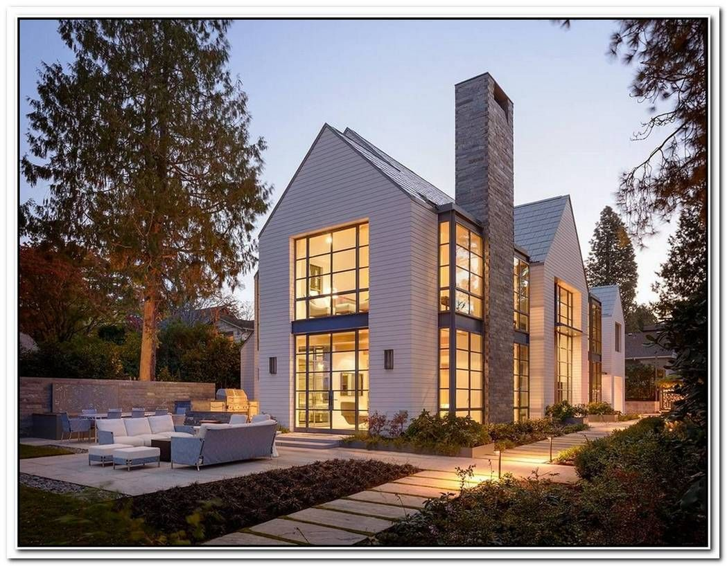 Cove Hollow Seamlessly Blends Styles In 2020 Modern Farmhouse Exterior Farmhouse Exterior Exterior Design