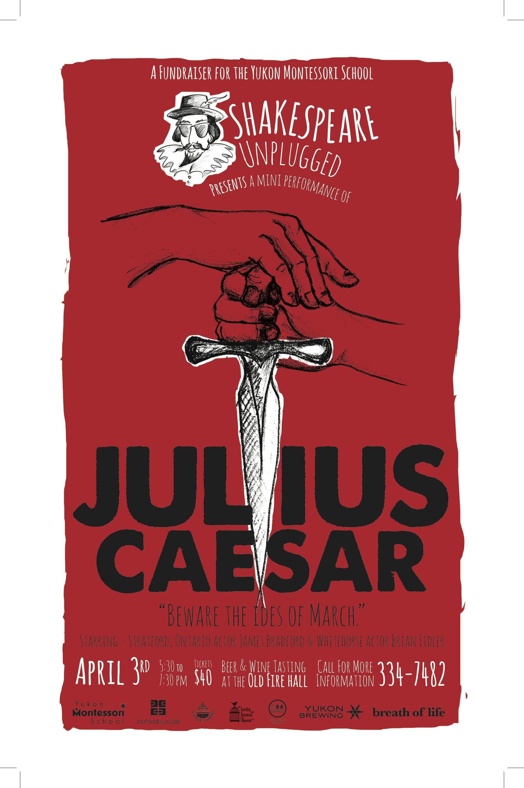 Julius Caesar Poster Shakespeare Pinterest Julius Caesar And