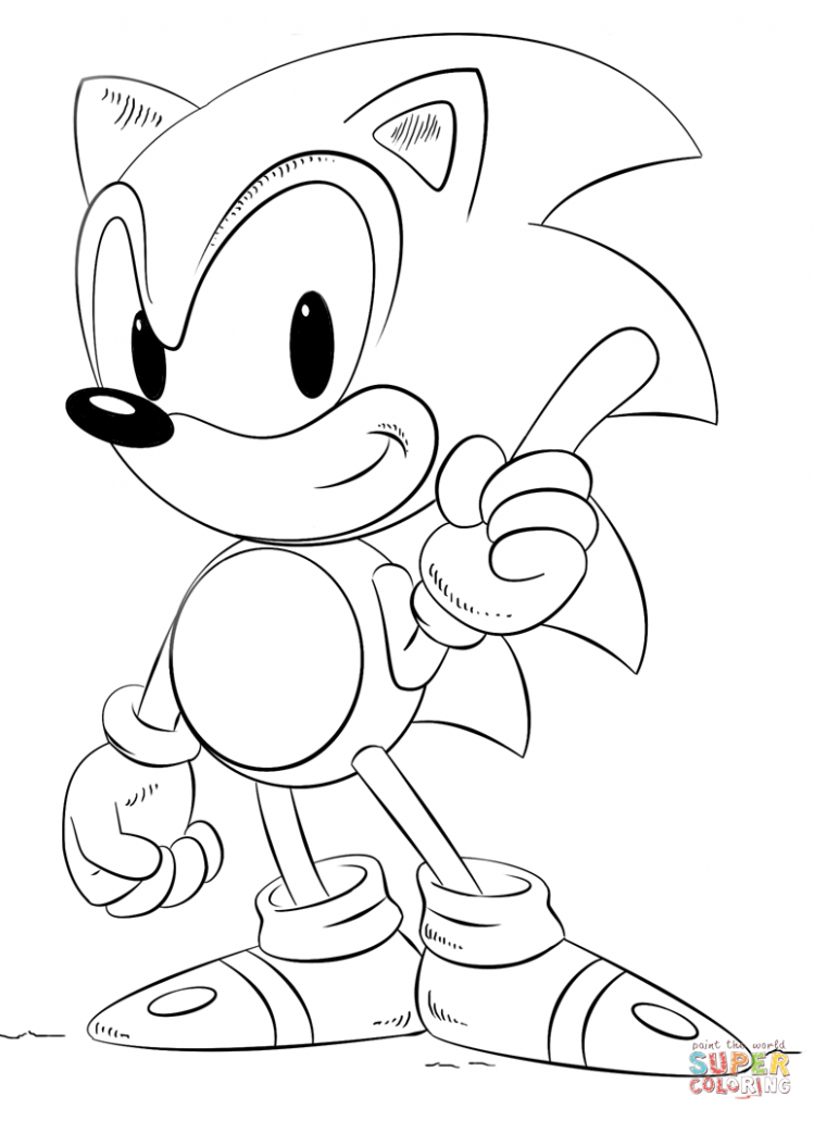 Sonic Coloring Pages Free Coloring Pages Sonic Coloring Pages In 2020 Free Coloring Pictures Hedgehog Colors Coloring Books