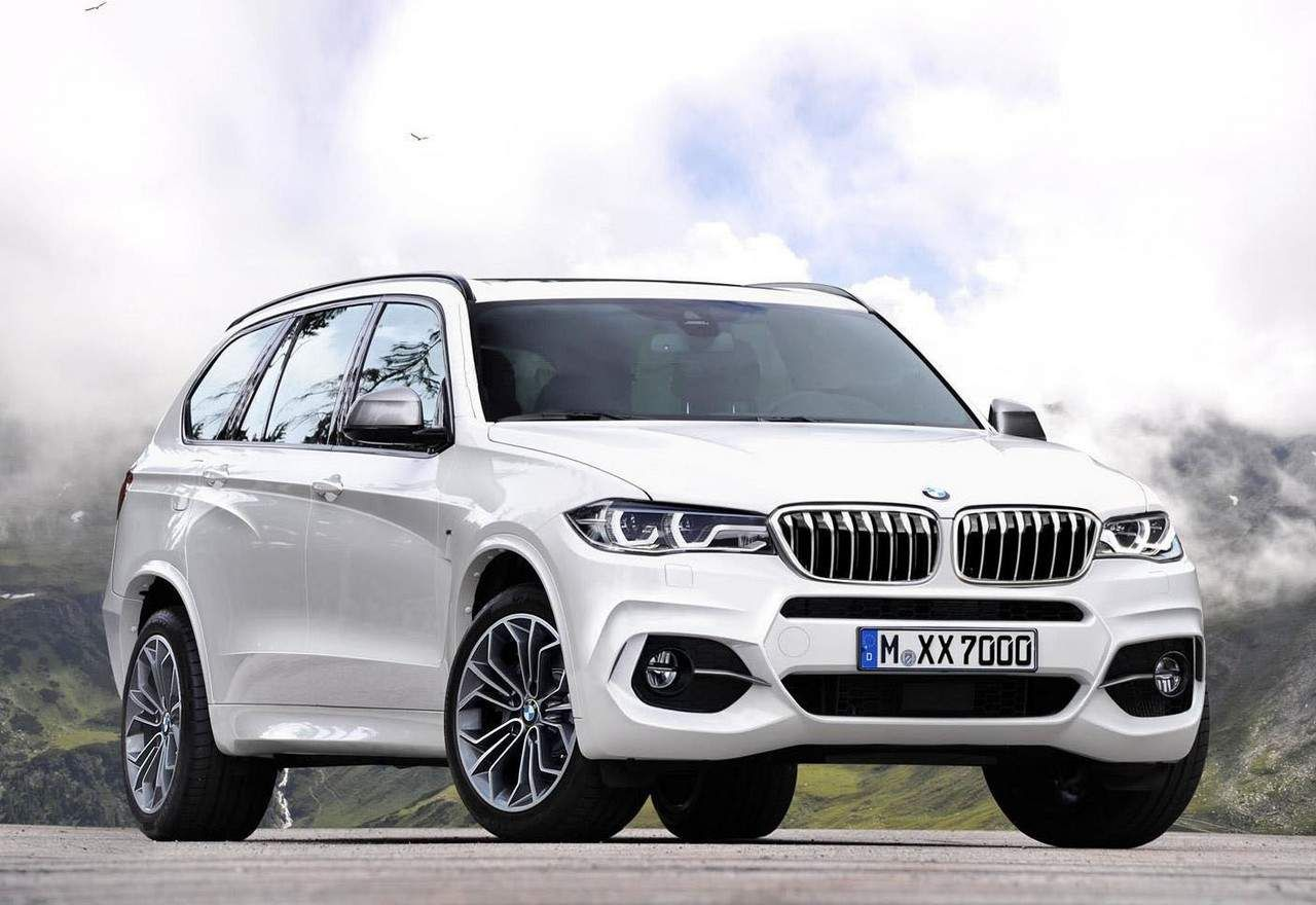 2018 bmw x7 suv specs redesign changes price and release date http