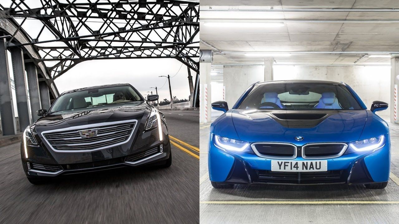 2016 Cadillac Ct6 vs 2016 BMW I8 http://youtube.com/CarsbestVideos2 More! http://Howtocomparecarinsurance.net