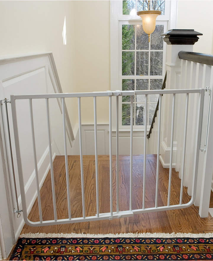 Cardinal Gates Stairway Angle Baby Gate Reviews All Baby Gear Essentials Kids Macy S Pet Gate Baby Gates Dog Gate