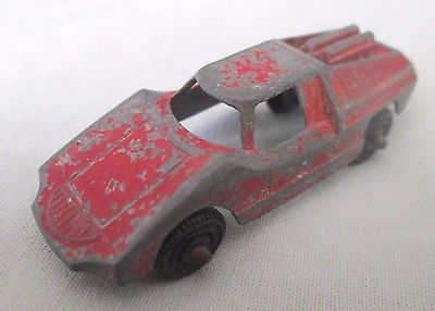 Tootsietoy Diecast Red Car Fiat Abarth And Wedge Dragster Tootsie Toy Usa Lot 7 95 Toy Race Cars Fiat Toys