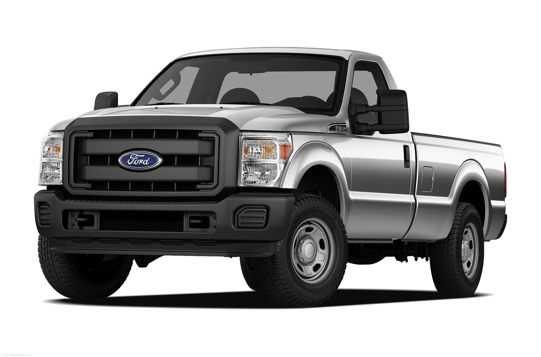 The Ford Super Duty is a line of trucks (over 8,500 lb