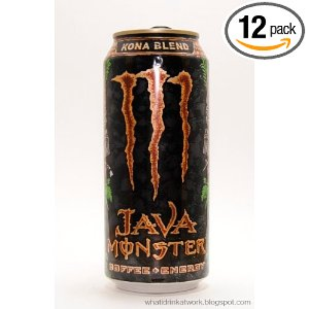 I M Learning All About Java Monster Energy Supplement Drink Originale At Influenster Monster Energy Drink Coffee Energy Monster Energy