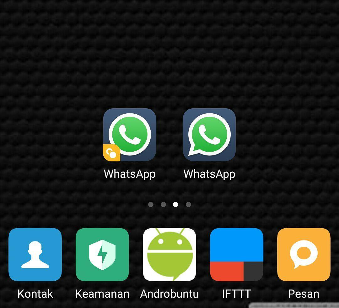 Cara Kloning Aplikasi Android Di Miui 8 Biar Bisa Pakai 2 Akun Androbuntu Aplikasi Android Android Aplikasi