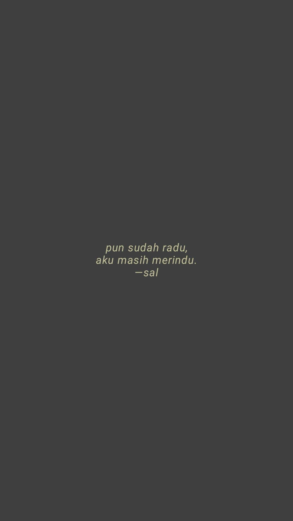 kangen rindu sajak quotes puisi kutipan dalam