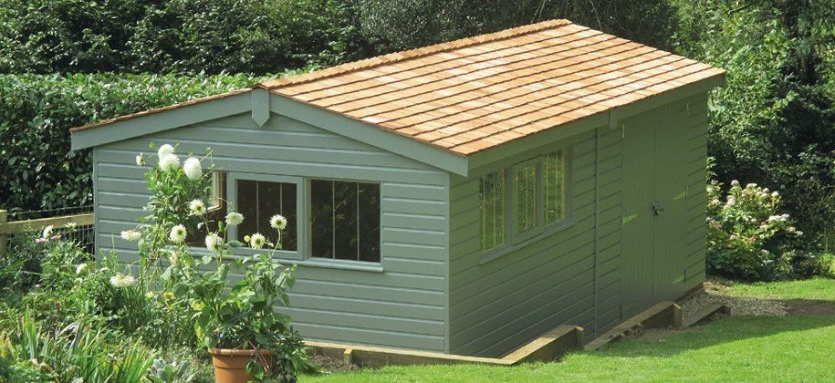 Large Garden Sheds   Summerhouse   Shed, Shed prices, Wooden