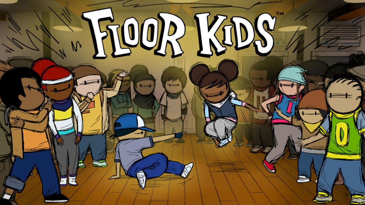 Floor Kids is a Fresh Breakdance Game Coming to PS4