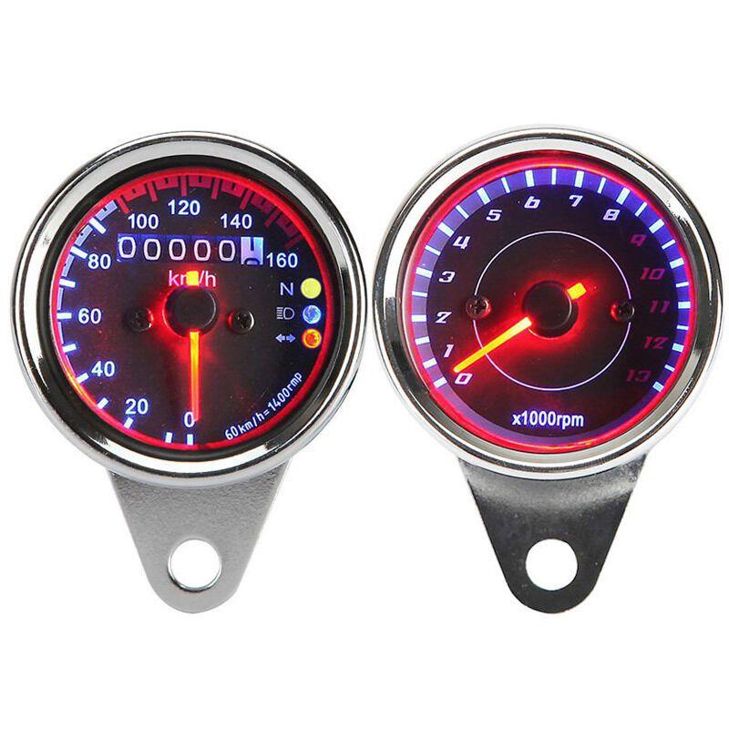 Ebay Sponsored Speedometer Odo Tachometer For Harley Dyna