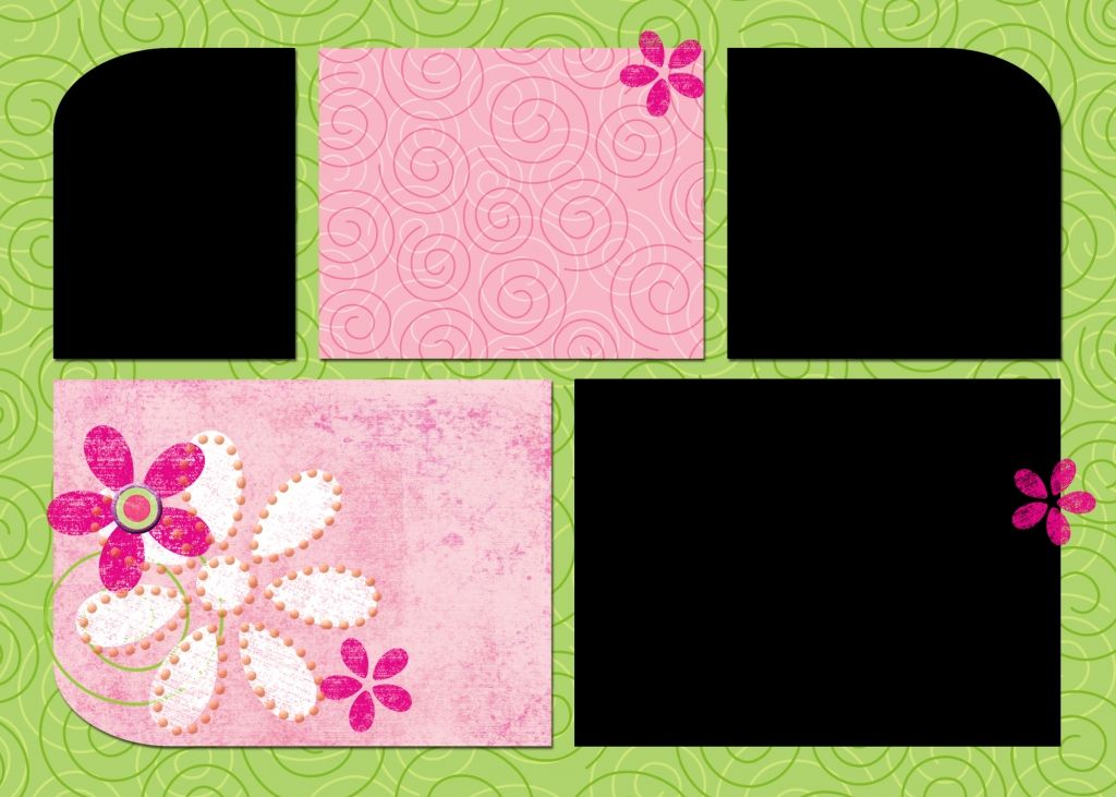 Top  Unbelievable Scrapbook Cover Template  Discover New Ideas
