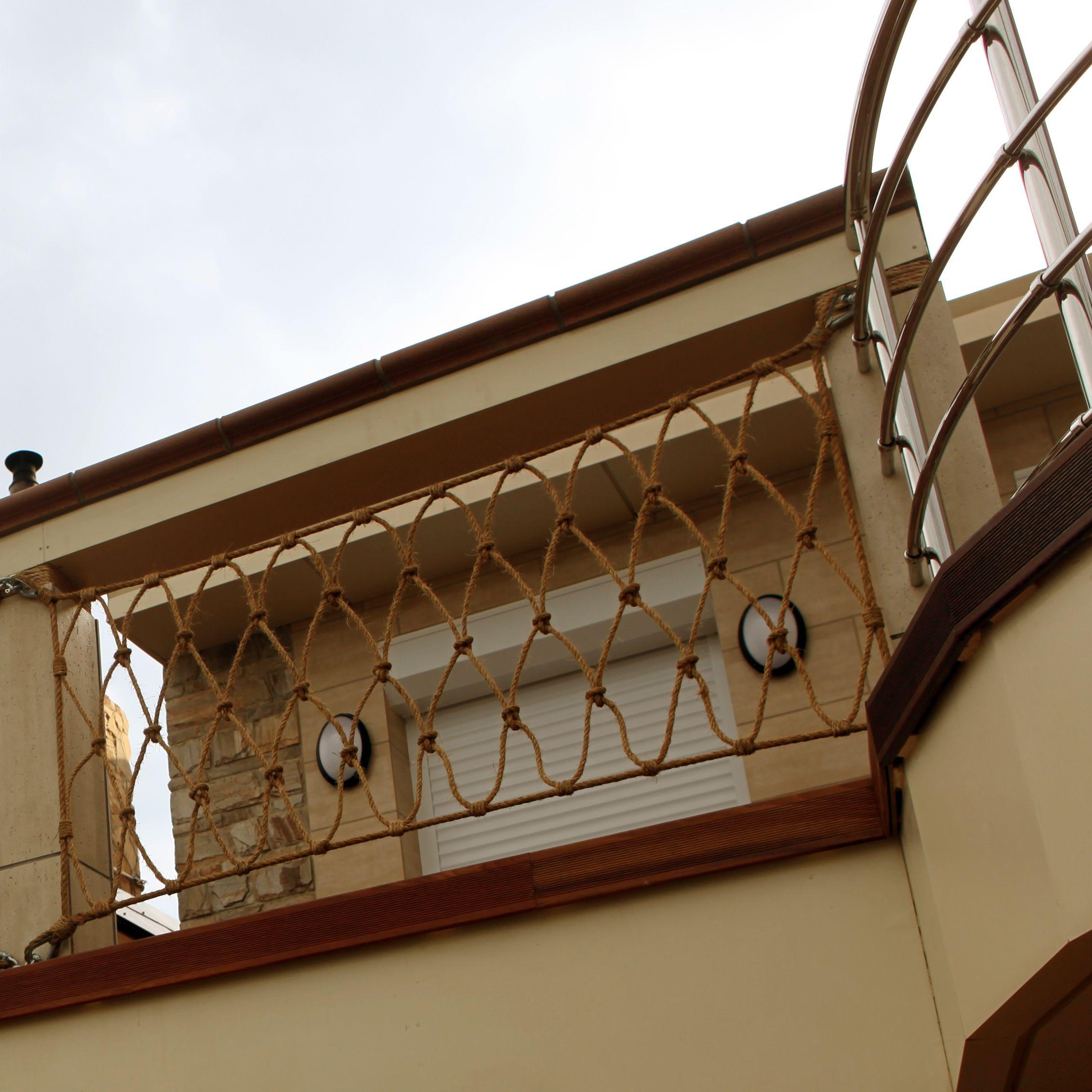 rope railings rope railings SEASIDE