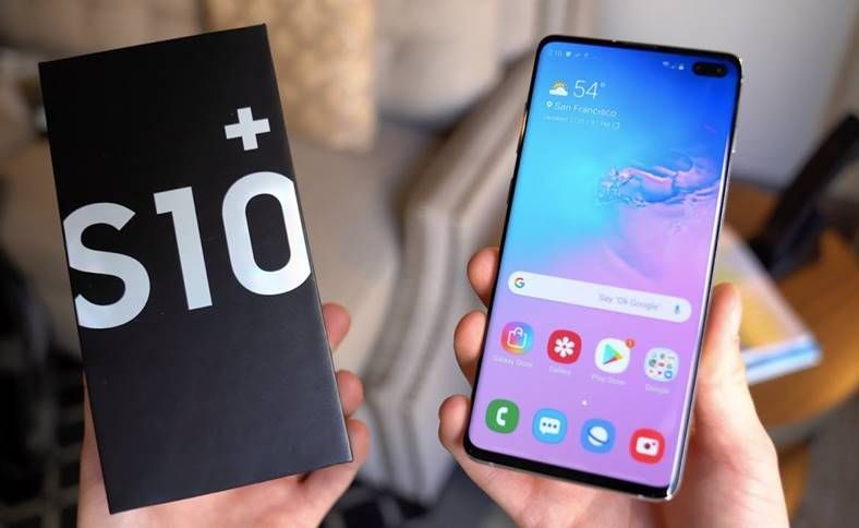 Samsung Galaxy S10 Primele Unboxing Uri Si Primele Impresii Despre Telefon Video Datas