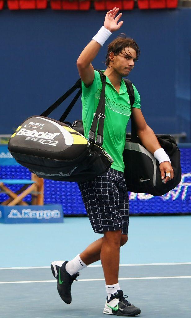 Rafael Nadal - 2009 China Open - Day 9