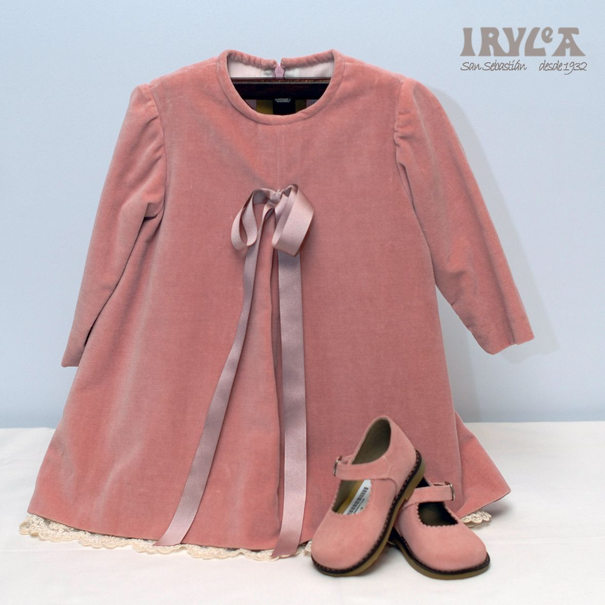 Irulea Moda infantil y lencería femenina. #irulea #donostia ...