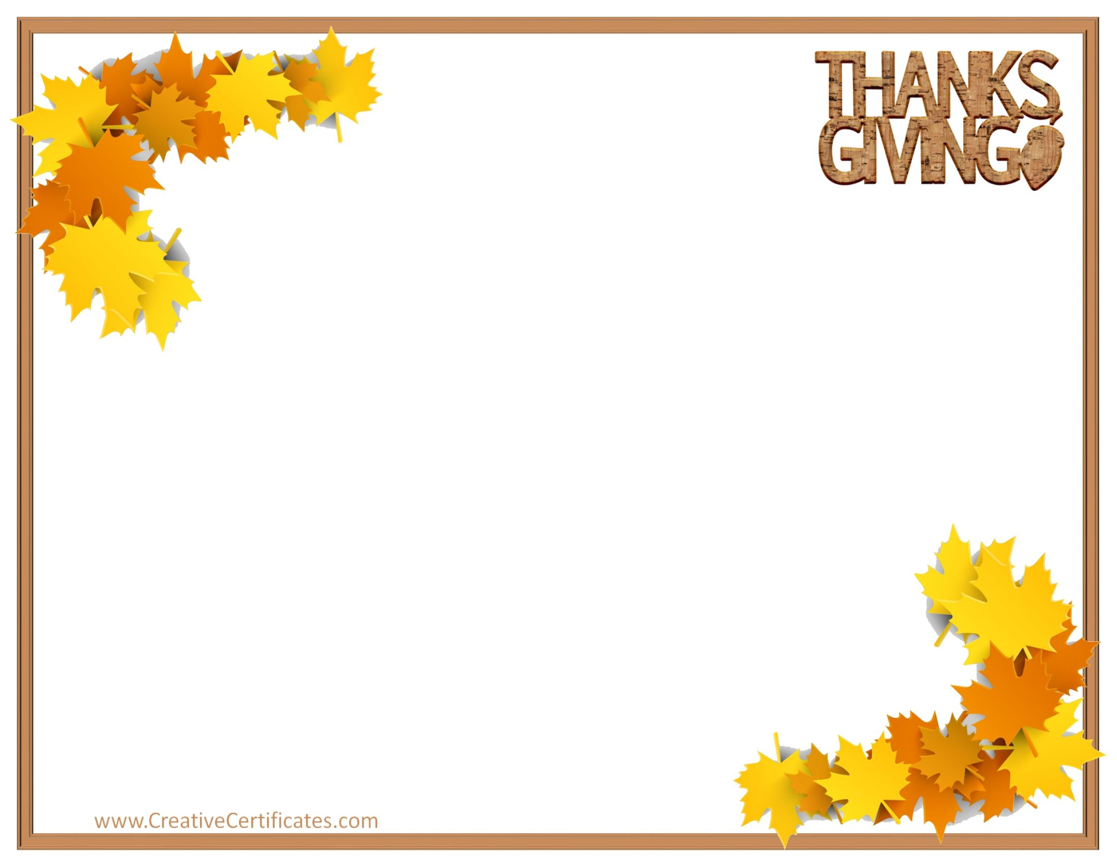 Free Thanksgiving Borders Free Thanksgiving Christmas Gift Tags Free Thanksgiving Templates