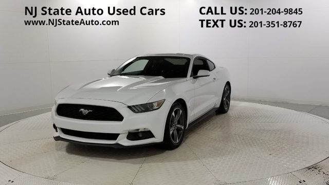 Used 2015 Ford Mustang 2dr Fastback Ecoboost In Jersey City Nj Ford Mustang Mustang Ford