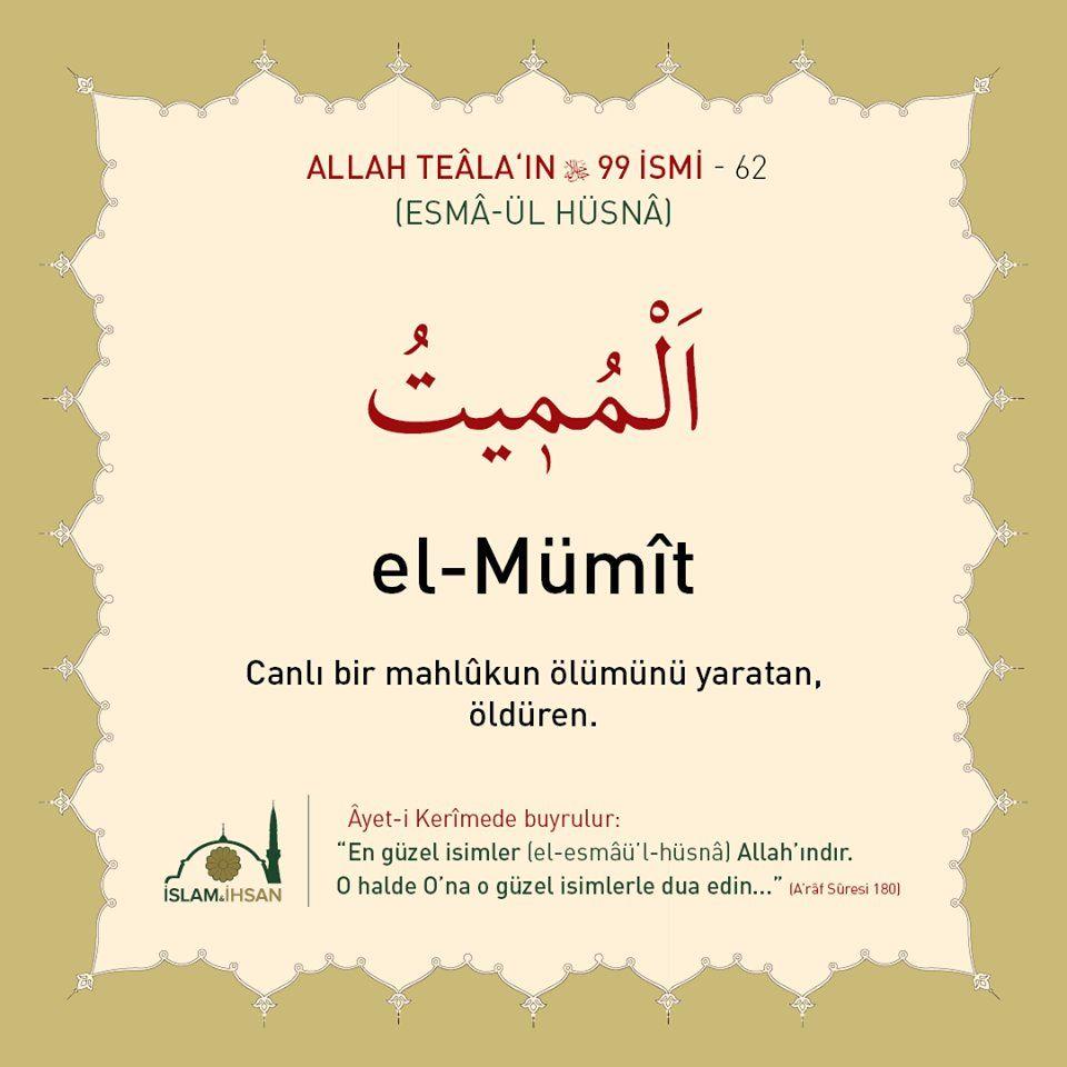 El Mumit Hat Google Da Ara Allah Islam Dualar