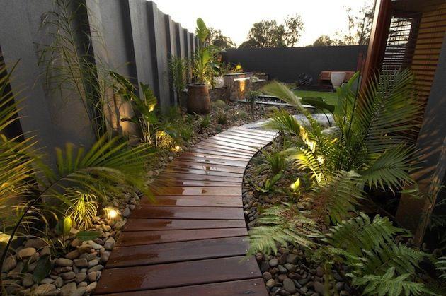 25 Unique Garden Pathway Design Ideas 9 Jardines